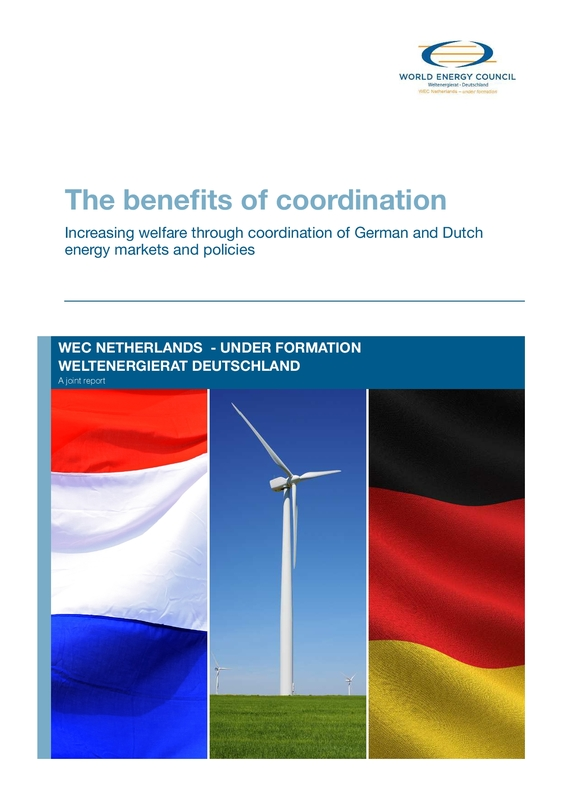 World Energy Council Report: The benefits of coordination