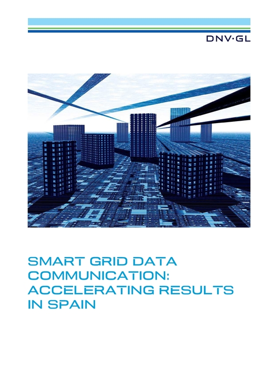 Smart Grid Data Communication: Accelerating Results in Spain