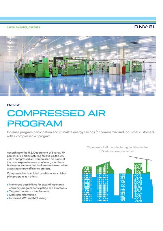 Compressed Air Program