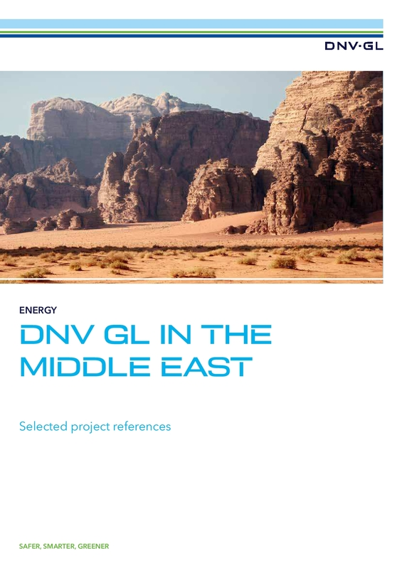 DNV GL in the Middle East