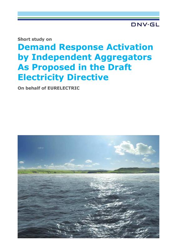 Arrangements for demand response aggregation