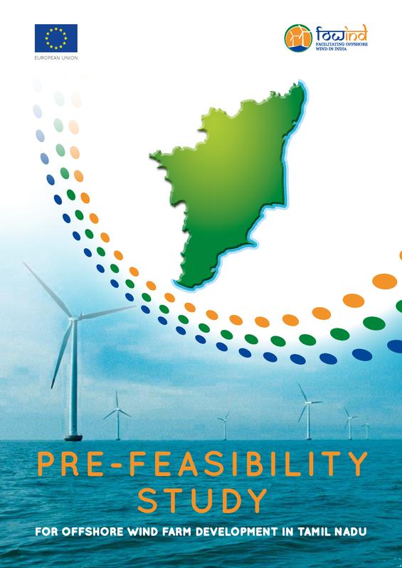 FOWIND Pre-Feasibility Study OWF Tamil Nadu