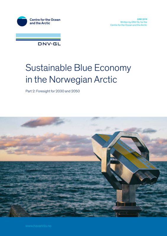Sustainable Blue Economy in the Norwegian Arctic- Part 2