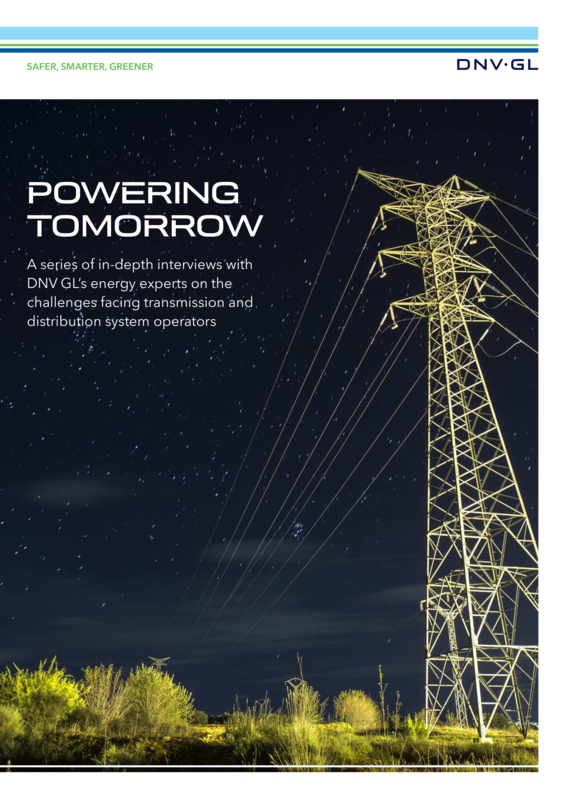 Powering Tomorrow - article 1/6
