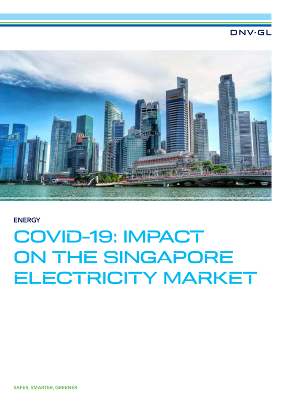 COVID-19: Impact on the Singapore electricity market