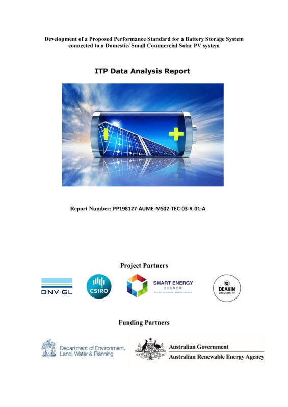 ABPS IT Power data analysis report
