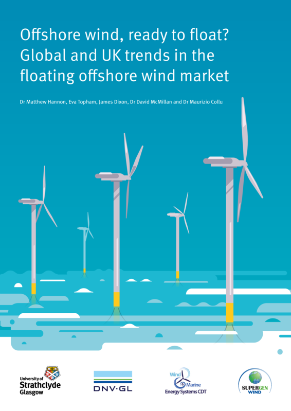 Offshore wind ready to float?