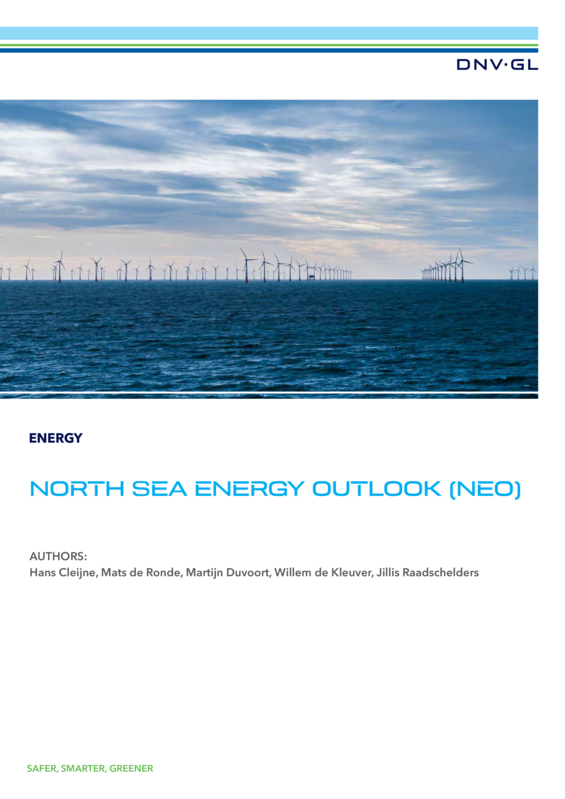 North Sea Energy Outlook