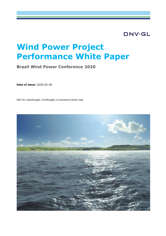 Wind Power Project Performance
