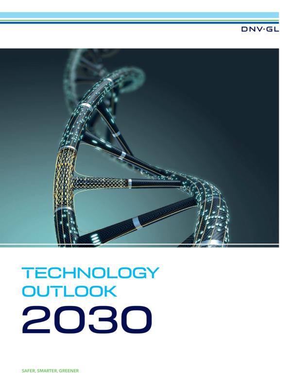 DNV GL Technology Outlook 2030