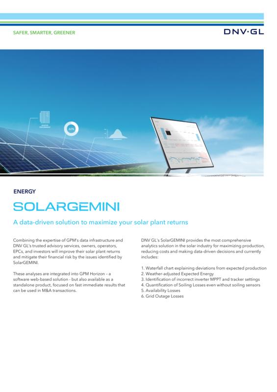 SolarGEMINI