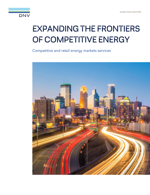 Expanding the frontiers of competitive energy