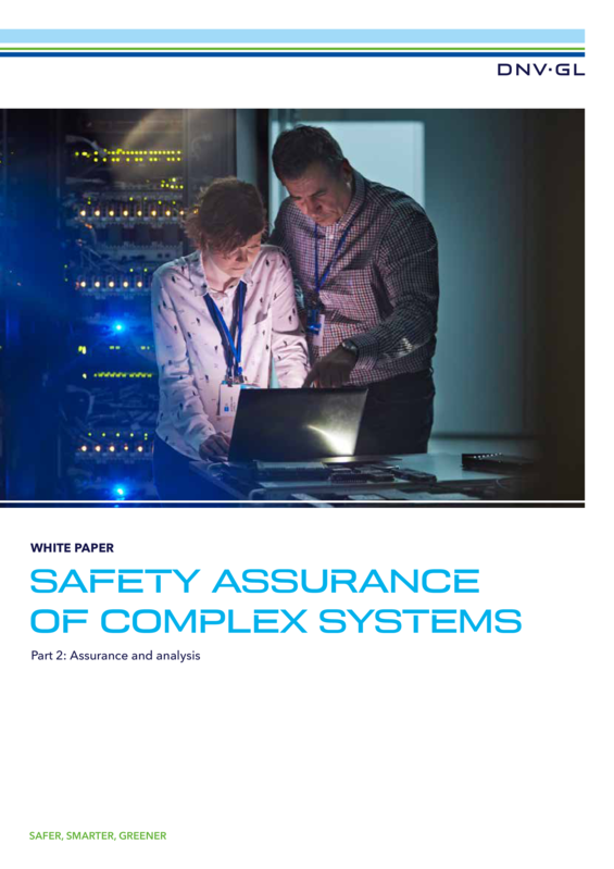 Safety Assurance of complex systems part 2- Assurance and Analysis.pdf
