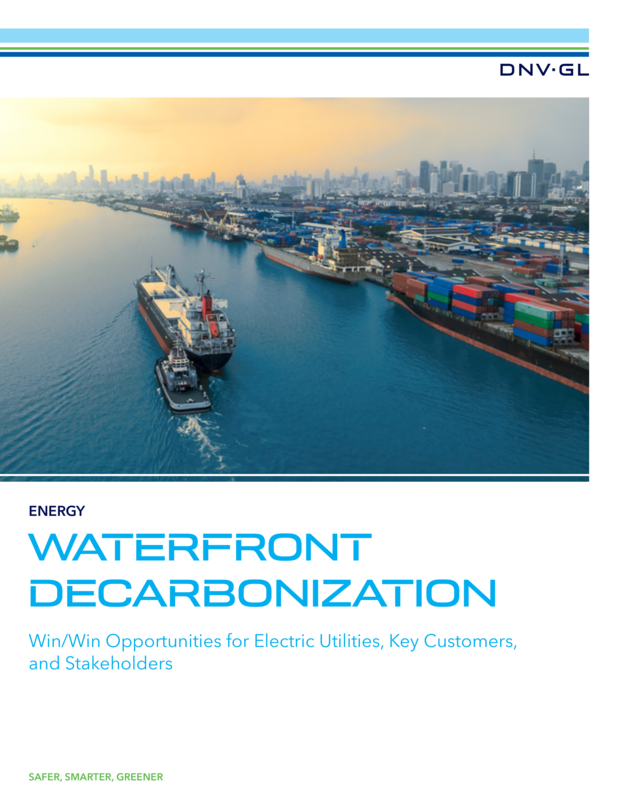 Waterfront Decarbonization - Shore Power