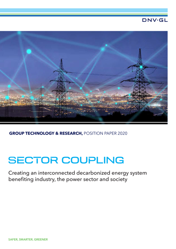 Sector coupling