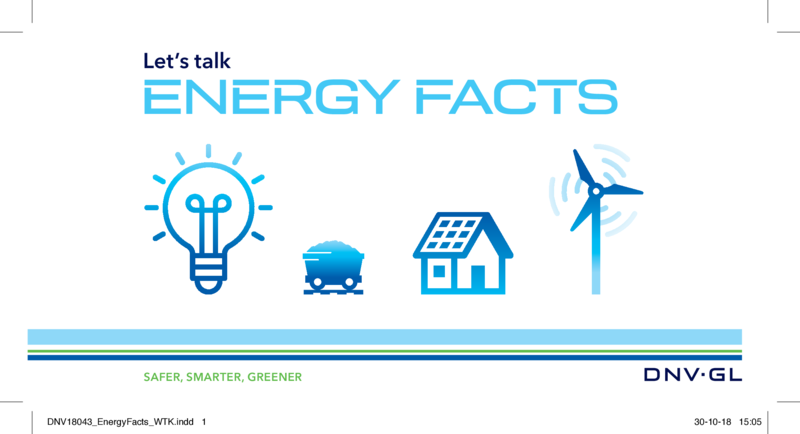 Energy facts 2018