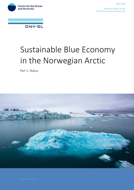 Sustainable Blue Economy in the Norwegian Arctic - Part 1