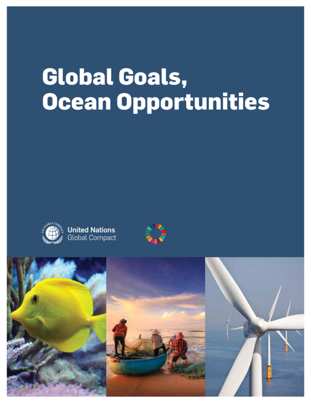 Global Goals, Ocean Opportunities