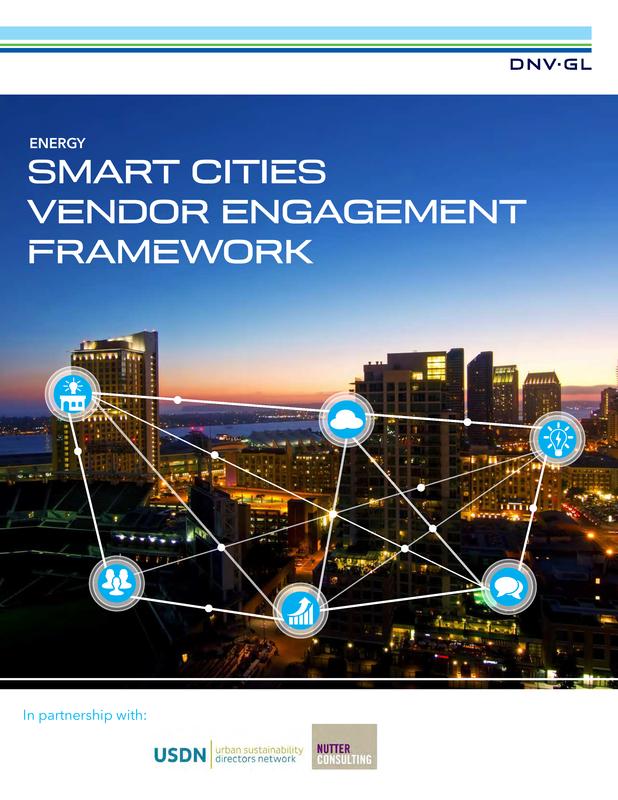 Smart Cities Vendor Engagement Framework