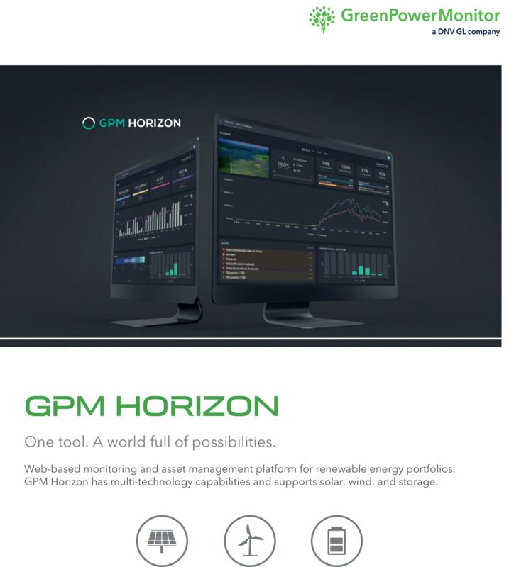 GPM Horizon 2019